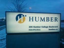 Humber college scholarships for International students