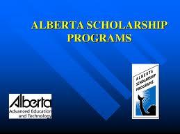 Alberta undergraduate scholarships