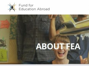 USA Fund for Education Abroad
