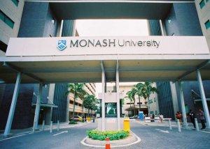 monash university Australia
