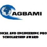 Agbami Medical and Engineering Professionals Scholarship Award in Nigeria 2017/2018