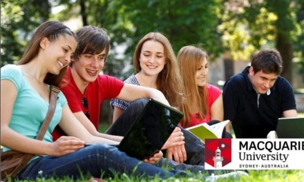 Macquarie Vice-Chancellor's International Scholarships in Australia