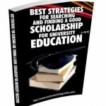 Scholarship finding strategy